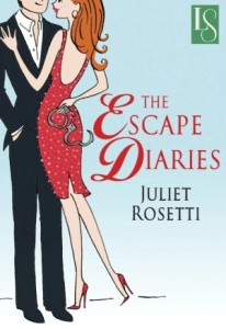 The Escape Diaries cover