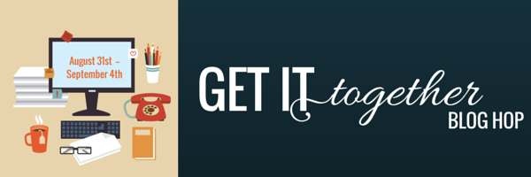 Get It Together Blog Hop Banner